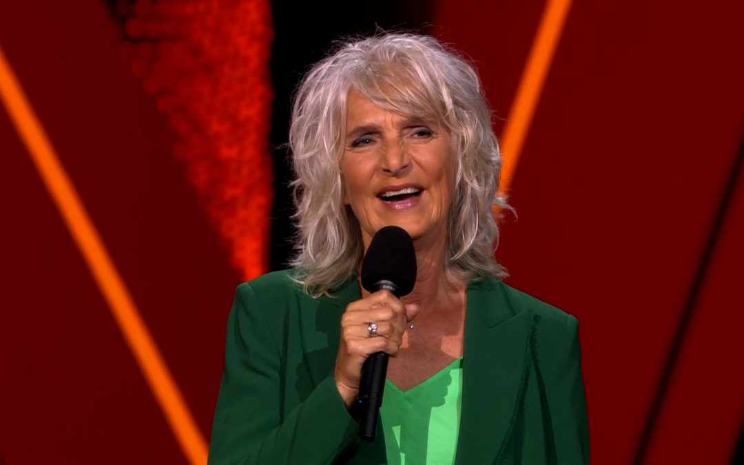 Volg Leoni haar deelname aan The Voice Of Holland Senior